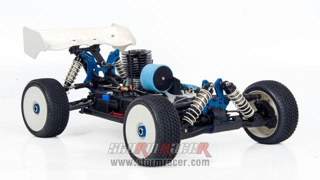 ZMXB-8 Nitro Buggy 1/8 FC.28 RTR (4.6cc) 80km/h 003
