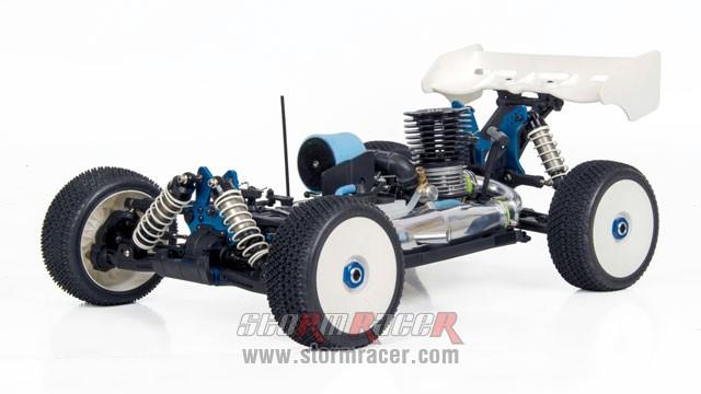 ZMXB-8 Nitro Buggy 1/8 FC.28 RTR (4.6cc) 80km/h 004