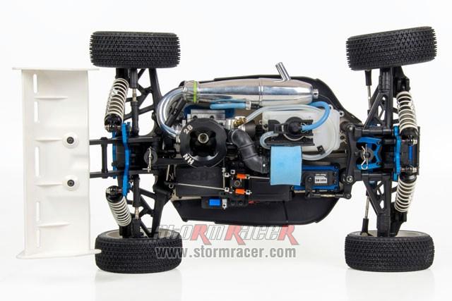 ZMXB-8 Nitro Buggy 1/8 FC.28 RTR (4.6cc) 80km/h 005