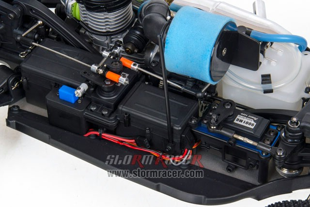 ZMXB-8 Nitro Buggy 1/8 FC.28 RTR (4.6cc) 80km/h 009