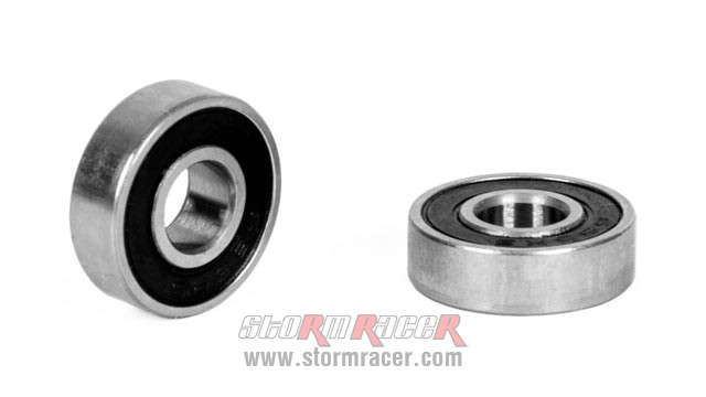 Hongnor X3S Ball Bearing 5*13*4 #X3S-22A (2p) 001