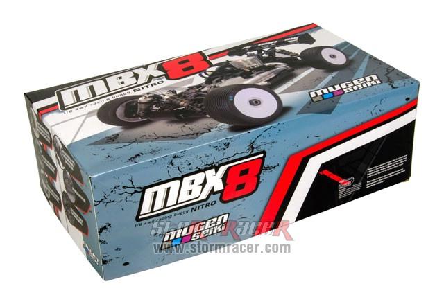 MugenSeiki Buggy 1/8 MBX-8 Kit 80% 001