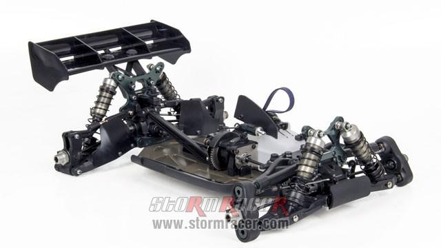 MugenSeiki Buggy 1/8 MBX-8 SRQ 006