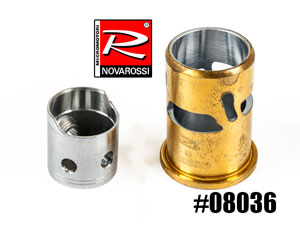 NovaRossi Piston/Sleeve 3,5cc #08036 (set)