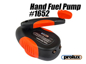 PROLUX Hand Fuel Pump #1652