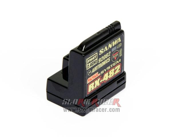 Remote Sanwa MT-44 w/RX-482 #101A32173A 002