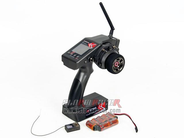 Remote RadioLink RC6GS (2.4G-6CH) w/3300mAh 003