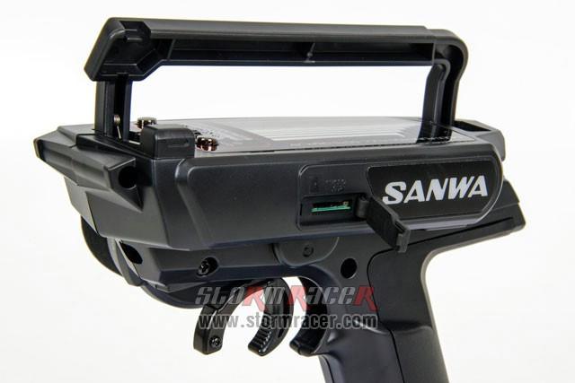 Remote Sanwa MT-44 w/RX-482 #101A32173A 017