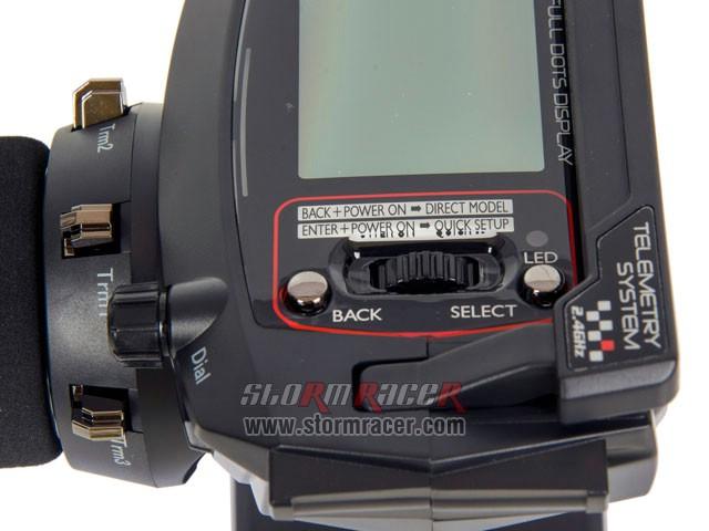 Remote Sanwa MT-44 w/RX-482 #101A32173A 018