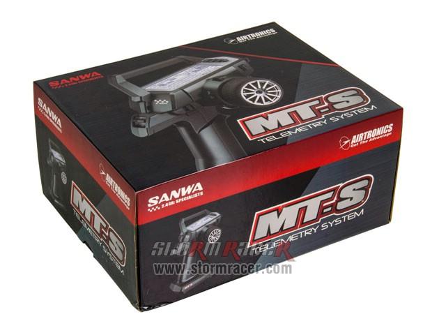 Remote Sanwa MT-S w/RX-482 #101A31974A 001
