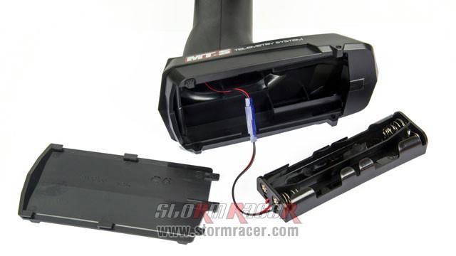 Remote Sanwa MT-S w/RX-482 #101A31974A 015