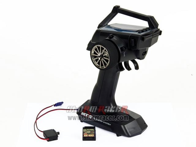 Remote Sanwa MT-S w/RX-482 #101A31974A 018