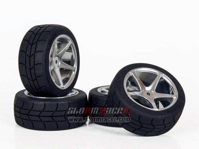 HPI Onroad Tires #3032-4 003