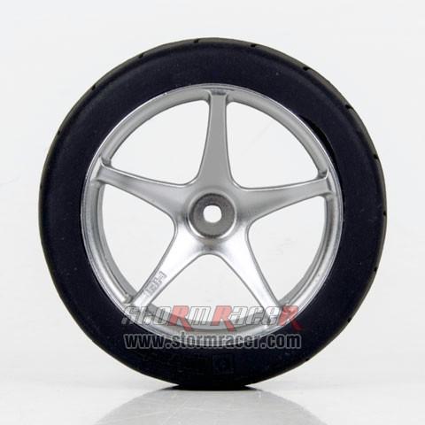 HPI Onroad Tires #3032-4 005
