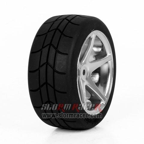 HPI Onroad Tires #3032-4 006