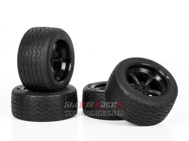 HPI Onroad Tires #3816-4 003