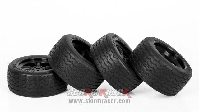 HPI Onroad Tires #3816-4 004