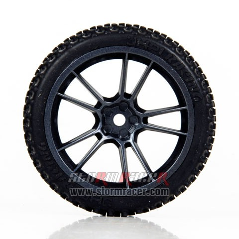 HPI Onroad rally Tires #4470-4 006