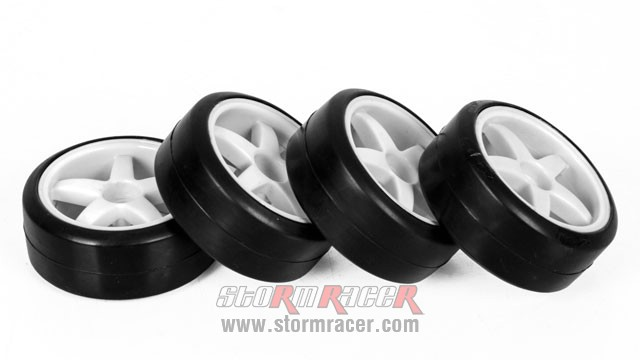Hongnor 1/10 Onroad Tires #FS-14 Slick 003