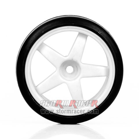 Hongnor 1/10 Onroad Tires #FS-14 Slick 005