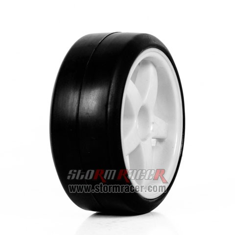 Hongnor 1/10 Onroad Tires #FS-14 Slick 006