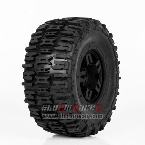Hongnor 1/5 Truck Tires #HN-B-42-4 (4P) 003