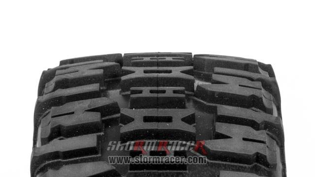 Hongnor 1/5 Truck Tires #HN-B-42-4 (4P) 006