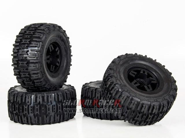 Hongnor 1/5 Truck Tires #HN-B-42-4 (4P) 002