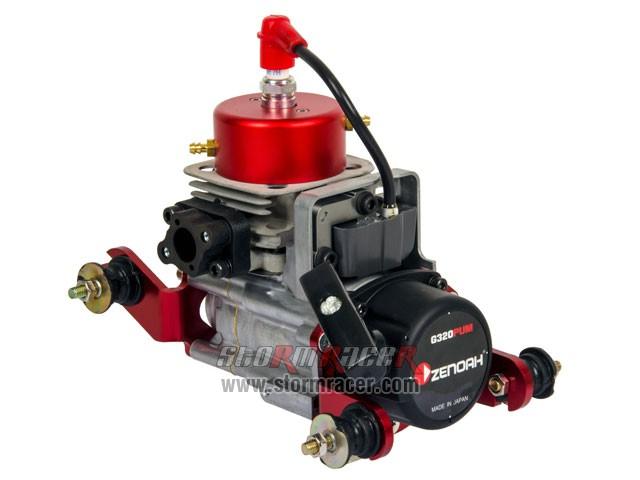 Zenoah Engine G320PUM Mod2018 004